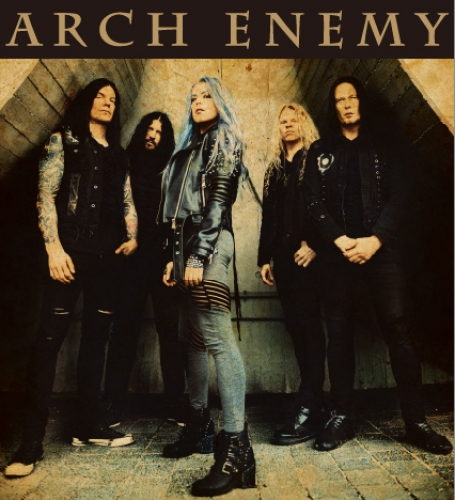 ARCH ENEMY (アーチ・エネミー)